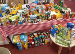 Orchard House Care Home Overwhelmed By Harvest Donations for Local Food Bank and Women's Refuge